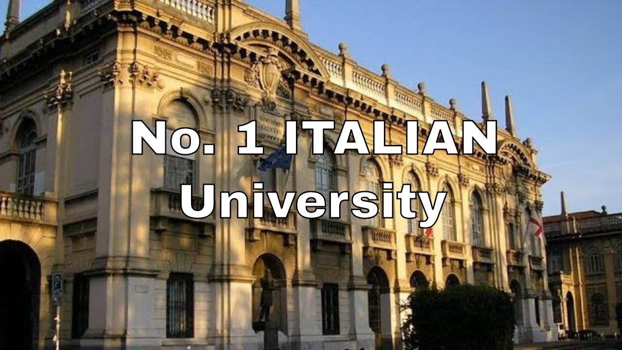 A Complete Guide To Getting Admission In Politecnico Di Milano Youtube