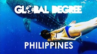 Philippines - Swimming With Whale Sharks