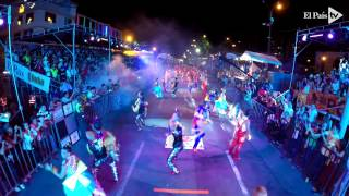 Salsodromo desde el Aire - Feria de Cali 2014