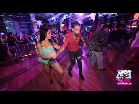 Talal & Pilar - social dancing @ ADRIS OLD TOBACCO FACTORY