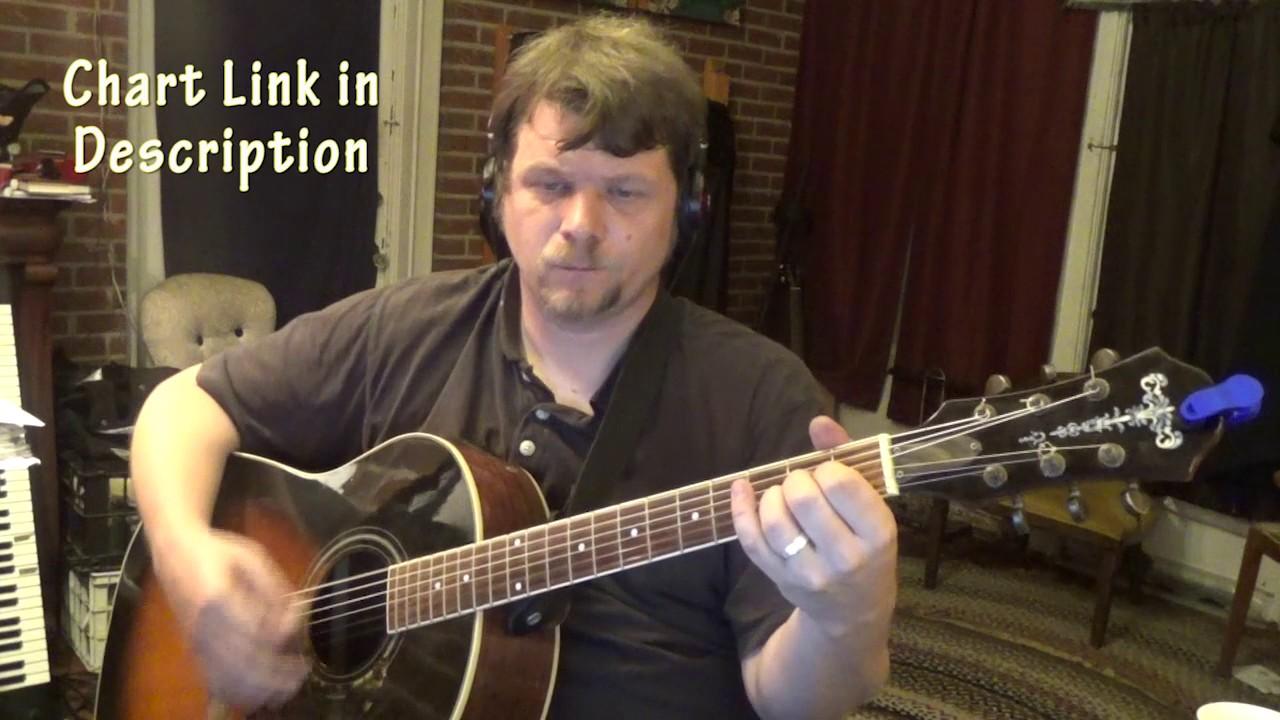 You Redeem Aaron Shust Guitar Chord Chart Strum Instrumental