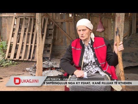 Skroma, fshati turistik i Vushtrrisë