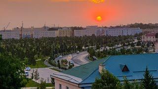 ФЕРГАНА   FARG'ONA   FERGANA 2020 (yangi yil, yangi savdo markazi, shahar markazi, chinorlar...)