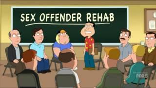 Гриффины: Курс реабилитации секс преступника.