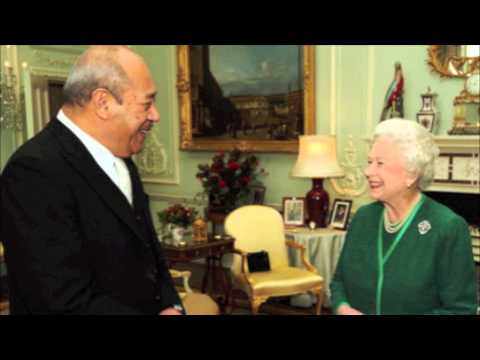A Royal Legacy: HM King George Tupou V