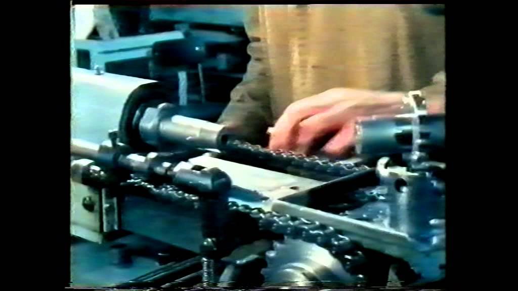 BBC Engineering Craft Studies EP 20 Process of Engineering Production