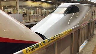 東北新幹線 やまびこ145号(E2系) 東京~仙台 車窓ダイジェスト(2018年5月13日)