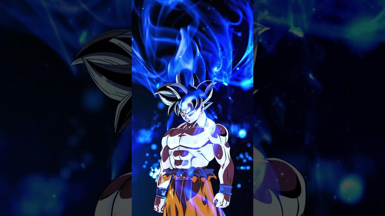 Vídeo de goku nueva transformación para fondo de pantalla