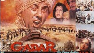 hindi song main nikla gaddi leke gadar 2001
