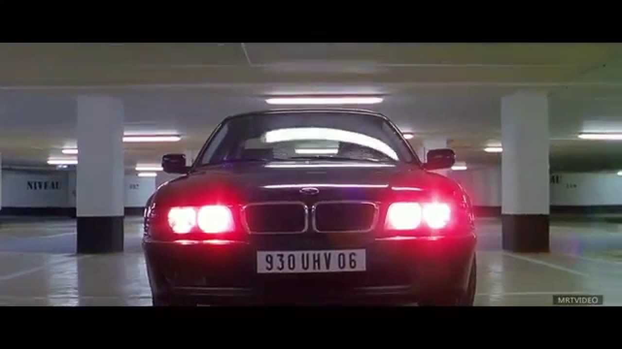The Transporter Bmw 735i Cool Exterior Scenes Youtube