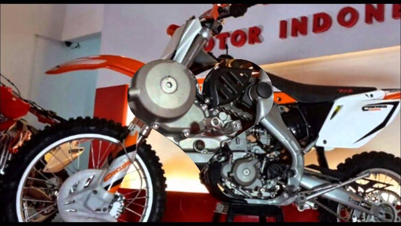 Modifikasi Motorcross Viar IndonesiaDaftar Harga Viar Cross X