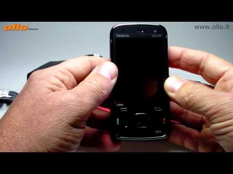 Telefono Nokia N86