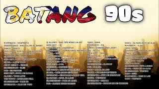 tunogkalye nostalgia playlist BATANG 90S PINOY ALTERNATIVE SONG'S - best pop songs 00s