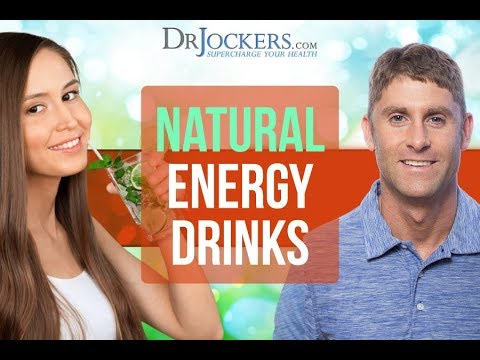 The 5 Most Powerful Natural Energy Drinks