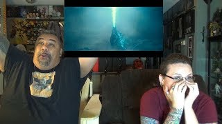 Godzilla: King of the Monsters Comic-Con Trailer Reaction