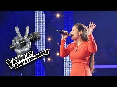 Ariana Grande - Dangerous Woman | Melisa Toprakci | The Voice of Germany | Sing-Offs