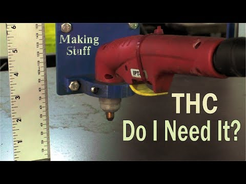 DIY CNC Plasma - Does It Need a Torch Height Controller
