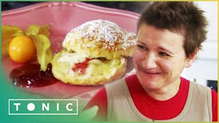 Making Canadian Cream Cheese Biscuits | Fearless In The Kitchen | Tonic