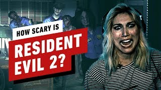 IGN Reacts to the Resident Evil 2 Remake