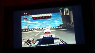 Mark Plays.... Saturn - gameplay - Pandemonium & Formula Karts Special edition - part 07