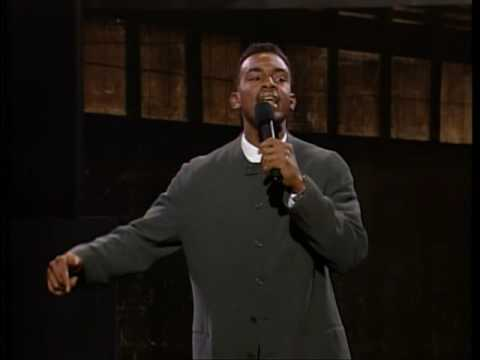 Bill Belamy Stand up Comedy Def Jam