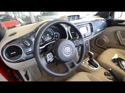 Beetle TURBO Convertible Sound Nav Volkswagen 2013 BRAND NEW at Trend Motors VW in Rockaway, NJ