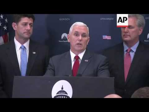 Pence: GOP Must Avoid Hurting Consumers