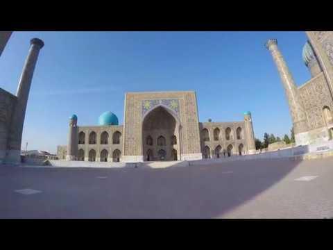 Uzbekistan travel 2018