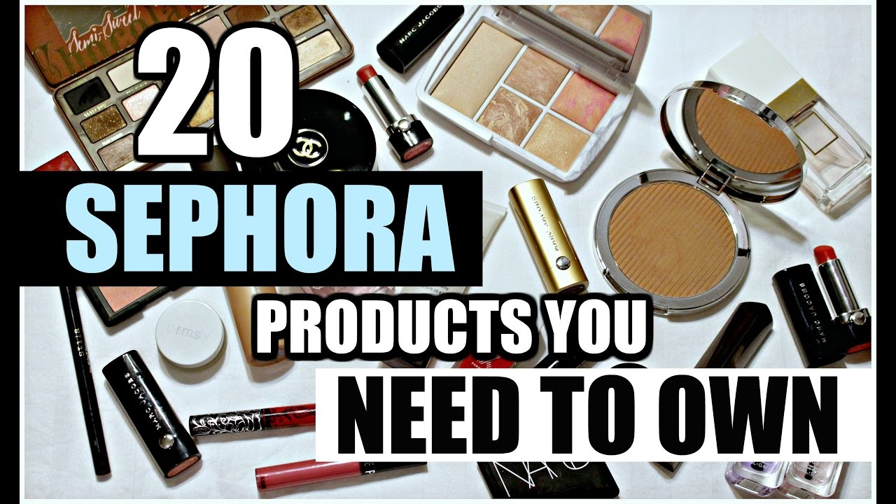 Must Have Palettes | Sephora 2016-11-25