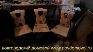как починить старые деревянные стулья своими руками(Вот так за один неполный день вы можете своими руками можно починить целых три деревянных стула , в принципе..., 2014-02-20T11:58:30.000Z)