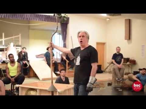 In Rehearsal: Man of La Mancha