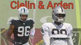 Film Study: Clelin Ferrell & Arden Key Improved Defensive Line