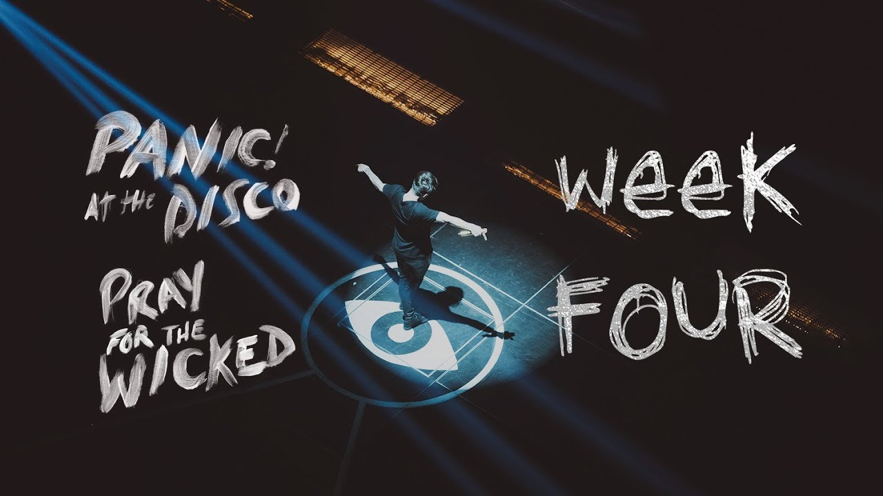 bdb5dd751 Panic! At The Disco - Pray For The Wicked Tour (Week 4 Recap) - YouTube