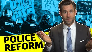 How to Reform the Police (LegalEagle's Law Review)