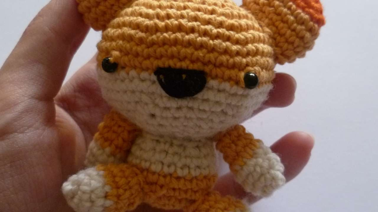 Red panda pattern - cute amigurumi crochet pattern | amigurumi ... | 720x1280