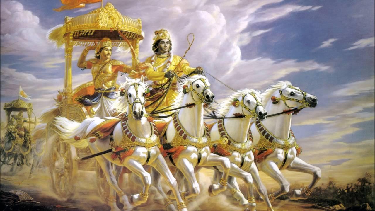 Bhakti Yoga Bhagavad Gita Chapter 12