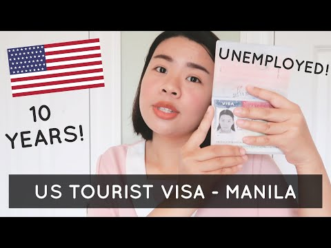 US B1/B2 Tourist Visa Philippines (Interview, Experience, Tips, Steps) Tagalog | Seller Lucia