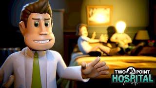ヤバすぎる患者しか来ない病院経営ゲームが面白すぎる【 Two Point Hospital 】