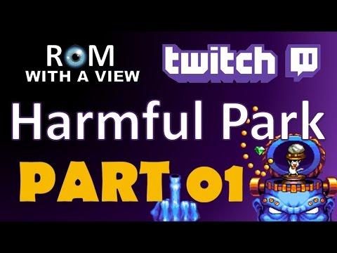 HARMFUL PARK | Part 01 [PS1]