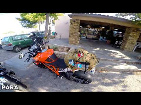 ROADTRIP CORSE 2017 #2 | KTM 1290 SUPERDUKE R | MCCB | PARA