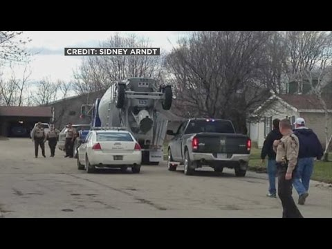 11-Year-Old Boy Facing Charges In Dodge County Cement Truck Theft, Chase