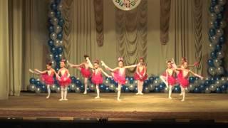 Отчетный концерт ДДЦ 'Аистенок', 2015.Заводные куколки.