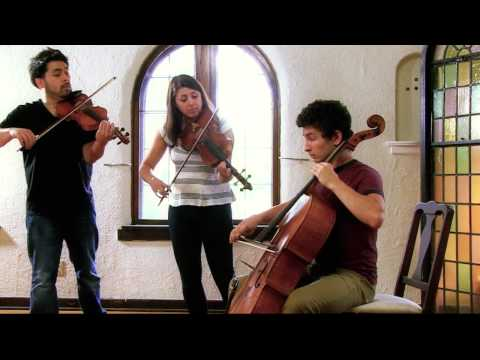 Clarity - Zedd ft. Foxes (String Trio Cover by David Wong, Stephanie Price, and Nikita Annenkov)