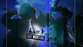 AGUST D ft. Jimin - Tony Montana (instrumental intro loop)