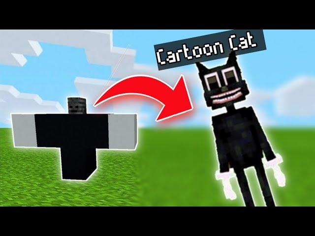 How To Summon Cartoon Cat Youtube