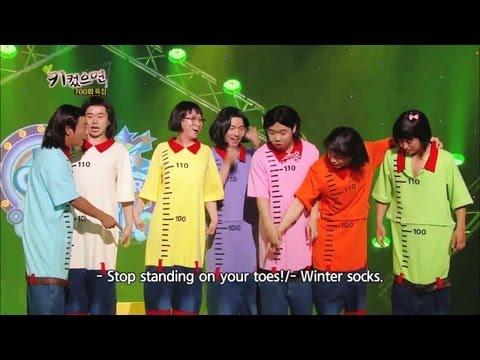 Gag Concert - I Wish I Were Taller   키 컸으면 (Gag Concert 700 ep Special / 2013.06.29)