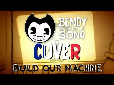 [French Cover] Build Our Machine - by DAGames