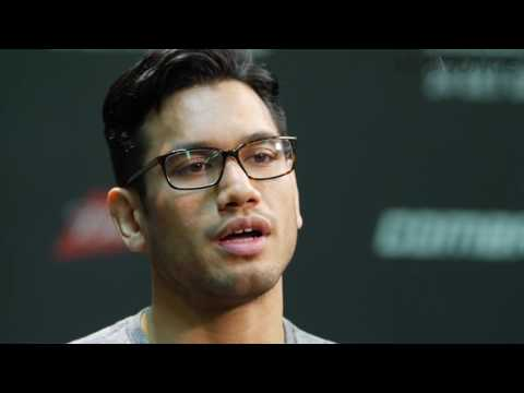 Phillipe Nover Ready For Renan Barao At UFC Fight Night 95 In Brazil