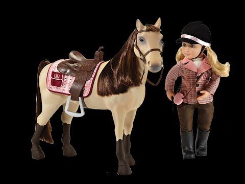 Juguetes de caballos dibujos animados para los niños