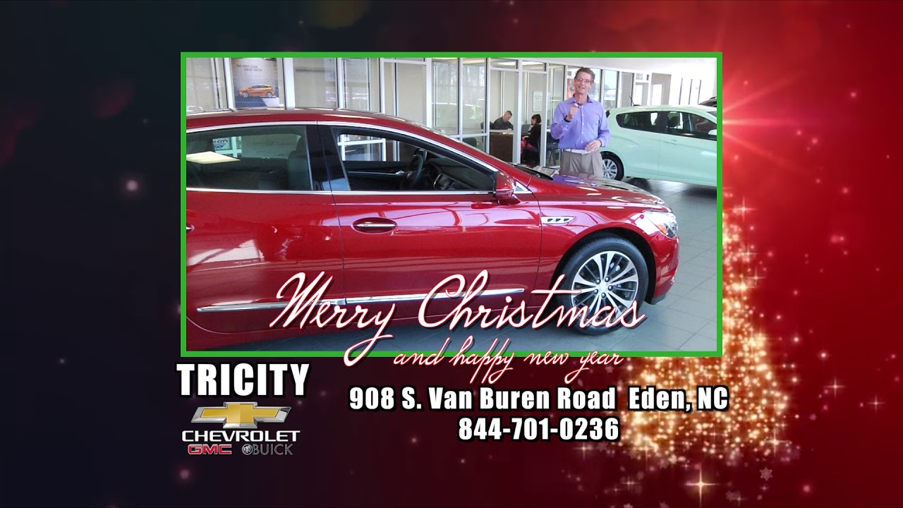Christmas Greeting Tricity Chevy 2017